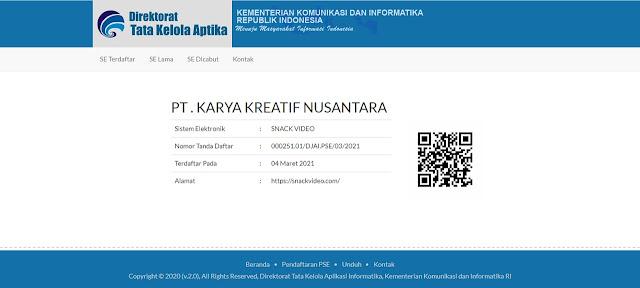 surat-elektronik-perizinan-aplikasi-oleh-penyelenggaraan-sistem-elektronik-kominfo