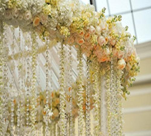 Modern Bridal Fashion In Bangladesh: Wedding Flower Design