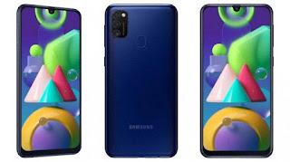 Uji Performa Daya Tahan Baterai 6000 mAh Samsung Galaxy M21