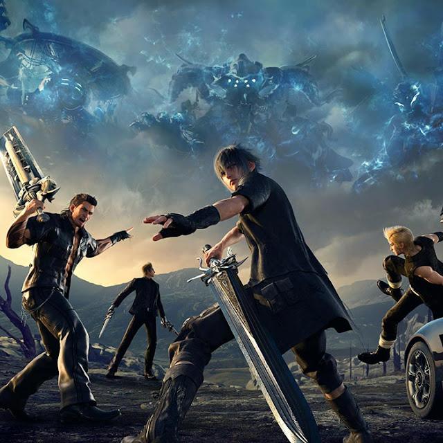 Final Fantasy Wallpaper Engine