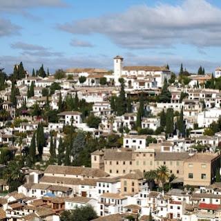 Comision de servicios Madrid y Granada