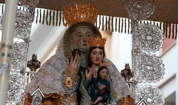 Santa Ana no procesionará por las calles de Dos Hermanas debido al Covid-19