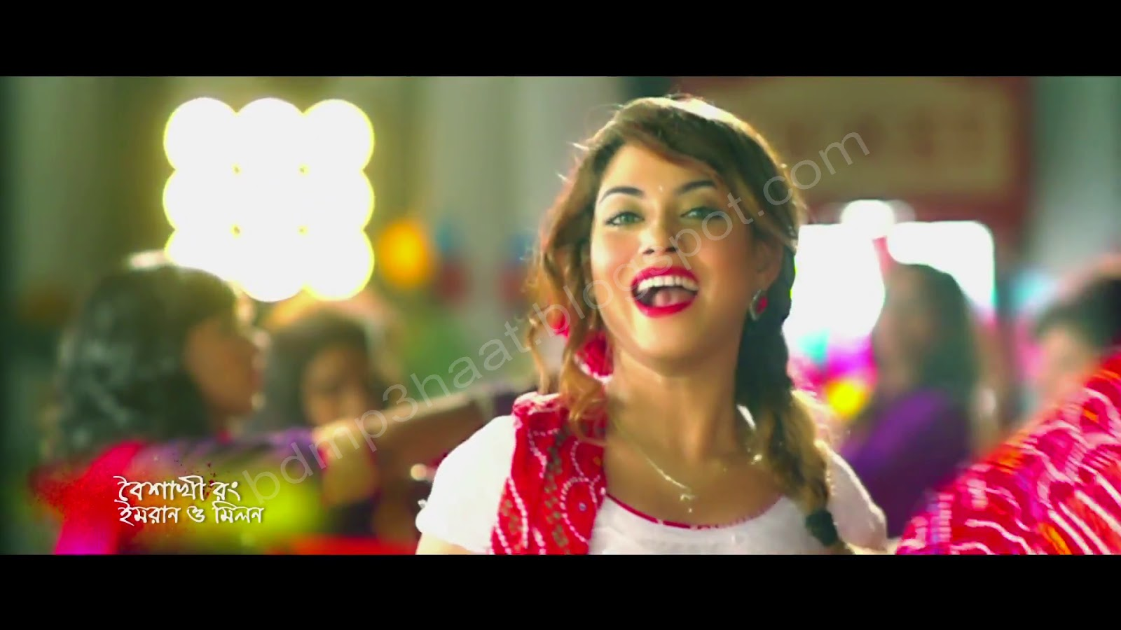 Boisakhi Rong - New Full HD Video Song - Imran & Milon 2016