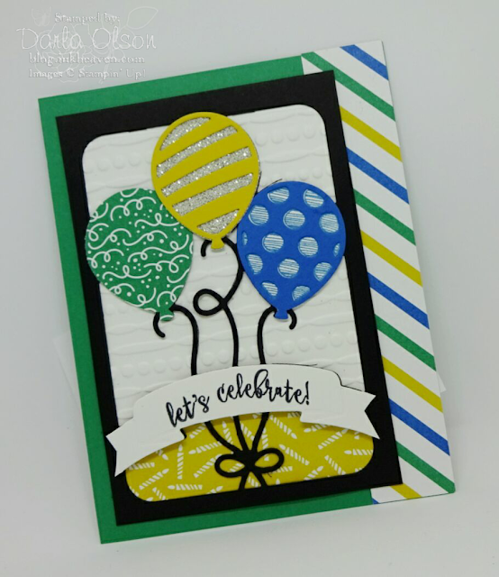When the balloon pop-up becomes a card front!