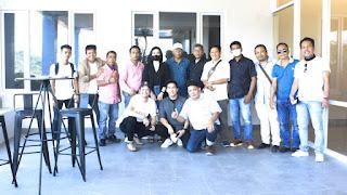 Suasana acara Believe Day Padang yang digelar pada Rabu, 7 Juli 2021 di Meeting Room Hotel The ZHM Premiere, Padang.