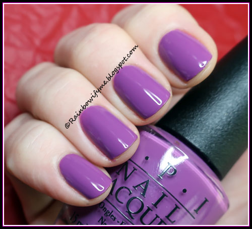 OPI ~ I Manicure For Beads