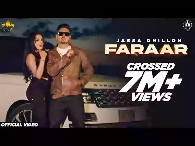 Faraar Lyrics - Jassa Dhillon | Gur Sidhu