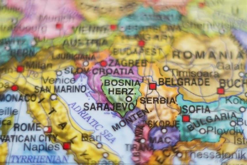 Το ντόμινο της Βοσνίας - Ερζεγοβίνης στα Δυτικά Βαλκάνια