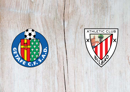 Getafe vs Athletic Club -Highlights 24 August 2019