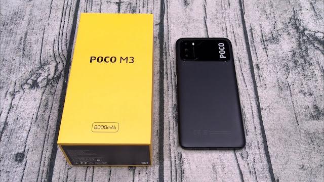 Poco-M3-Design