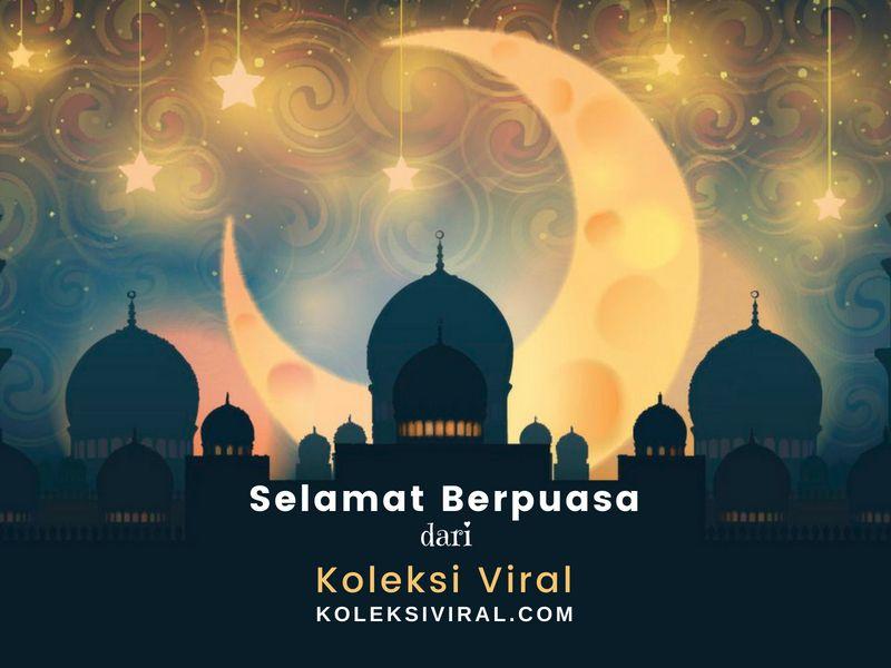 Jadual berbuka puasa dan imsak Selangor 2018
