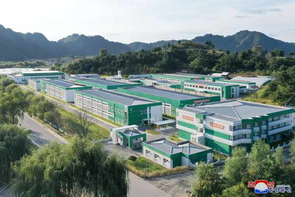 (2) Myohyangsan Medical Appliances Factory