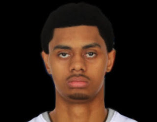 Jeremy Lamb NBA Portrait
