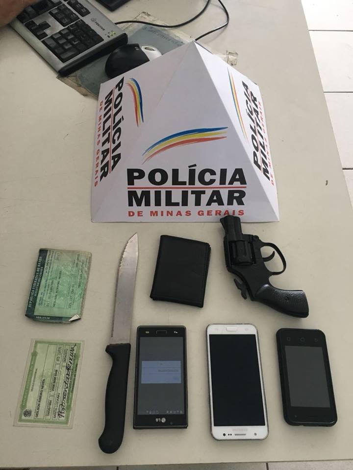 Motorista do UBER é sequestrado por Assaltantes no Bairro Baronesa em Santa Luzia