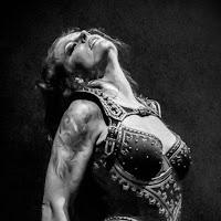 Η τραγουδίστρια Floor Jansen