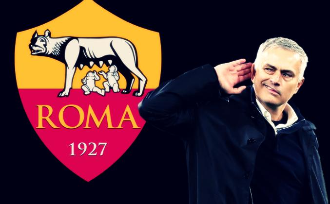 روما الإيطالي يتعاقد مع جوزيه مورينيو