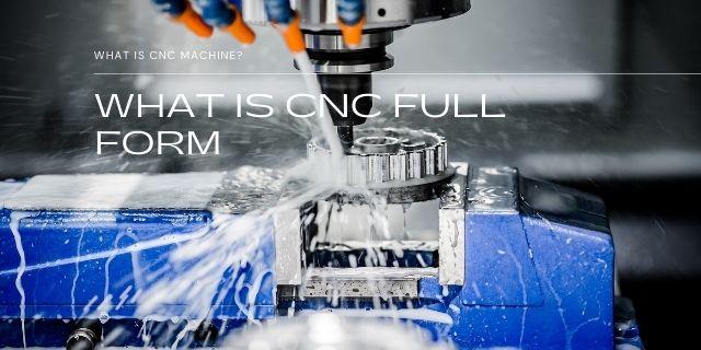 CNC Full Form