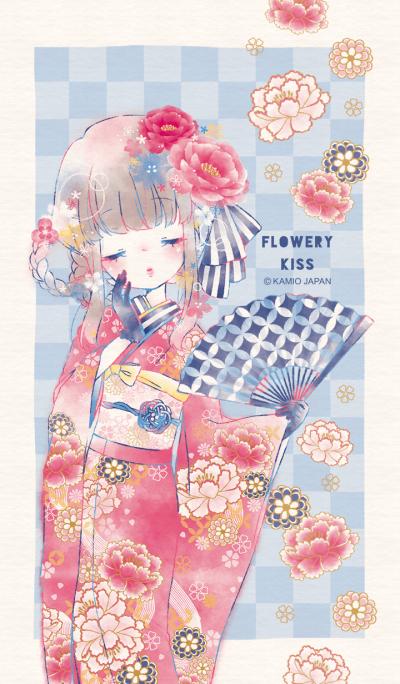 Flowery Kiss Peony Edition.