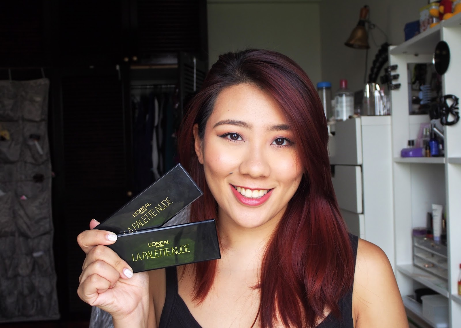 Loreal La Palette Nude Singapore review and swatches
