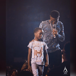 Wizkid's first Baby Mama, Shola subtly accuses him of being a deadbeat father?