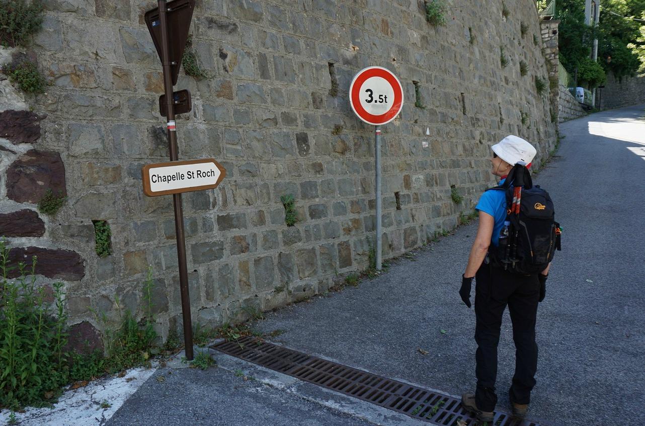 Forking for Saint-Sauveur sur Tinée to Rimplas