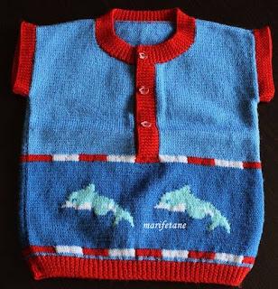 örgü bebek ve çocuk süveter modelleri