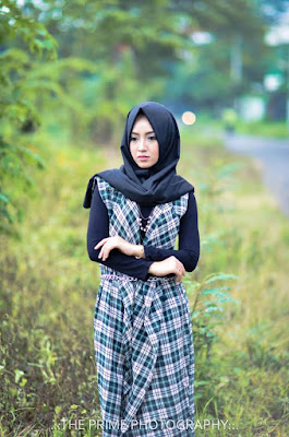 Inspirasi Style Hijab Lebaran Terbaru yang Modis