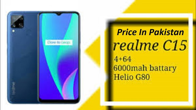 Realme C15 Specifications || Realme C15 With Massive 6,000 Mah Battery & Price Pakistan || Next Realse In Pakistan || Tech Trend-News
