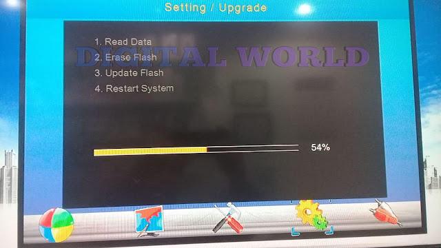STARTRACK SRT 5600 NEW HD PLUS-1506F-4M NEW SOFTWARE UPDATE