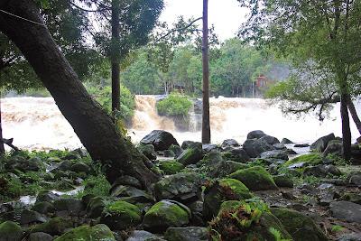 Tad Hang Waterfall