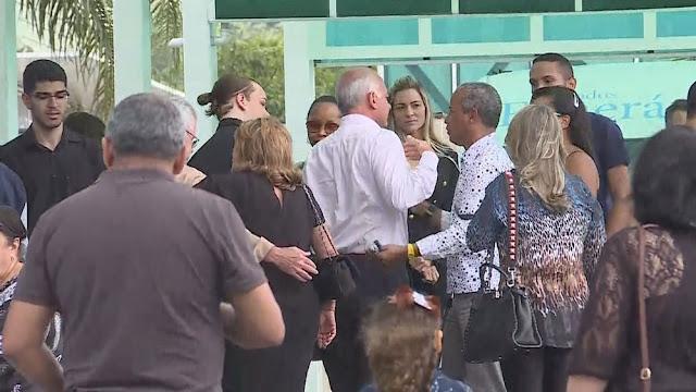 Corpos de empresário e mulher vítimas de acidente de avião são velados na Grande BH