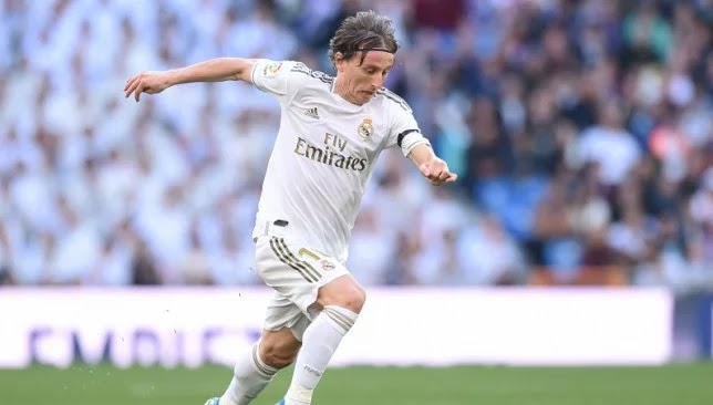 Zidane is confused by Isco and Modric in Real Madrid's crucial matches
