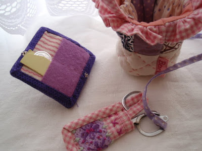 Mini Thread Catcher