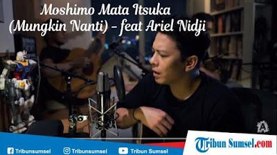 Download Lagu  Ariel Noah Versi Bahasa Jepang