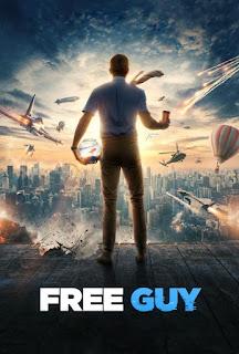 Free Guy [2021]  [DVDR] [NTSC] [Latino]