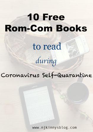 10 Free Rom-Com Books to Read during Coronavirus Self-Quarantine - Njkinny's Blog