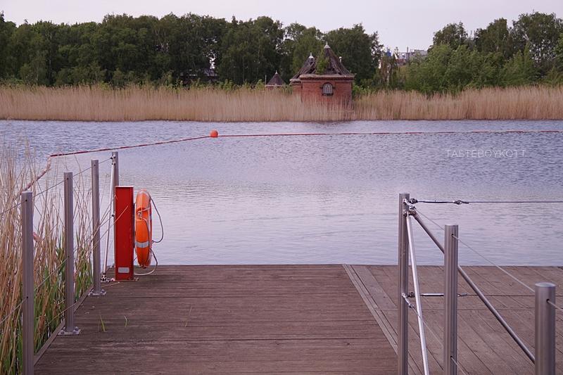 Ausflugstipp in Hamburg: Elbinsel Kaltehofe Park