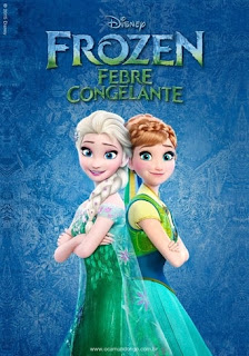 Baixar Frozen Febre Congelante Torrent Dublado - BluRay 720p/1080p