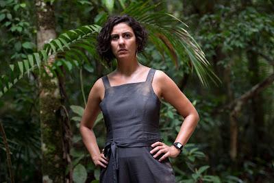 Nubia (Clarissa Pinheiro)  (Divulgação Universal TV)