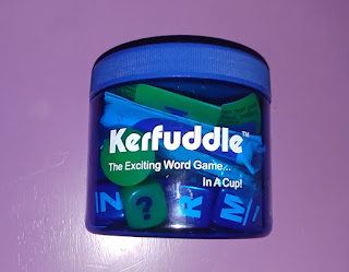 Kerfuddle: The Exciting Word Game (Review)