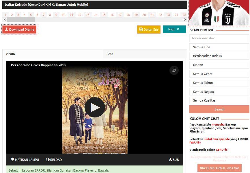 10 Situs Nonton Drama Korea Subtitle Indonesia Gratis Falahbayhaqi Com Blog Media Informasi Dan Teknologi