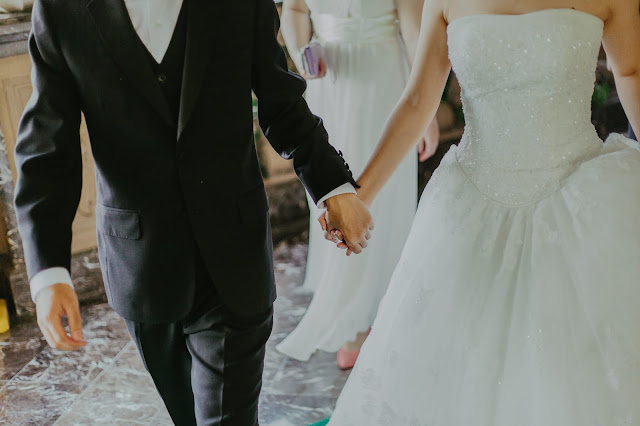 animatie huwelijk