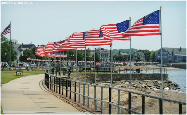 Paseo Marítimo de Gloucester, Massachusetts