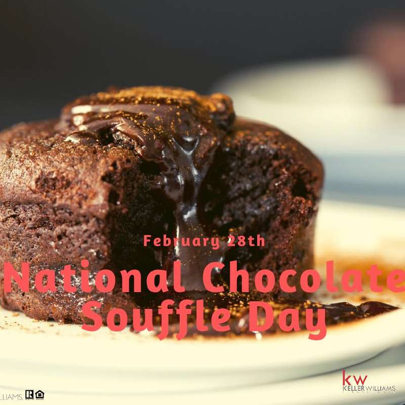 National Chocolate Souffle Day Wishes Sweet Images