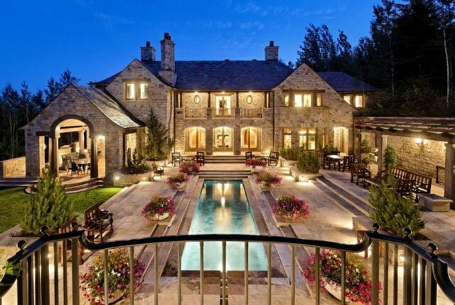pics of big houses & luxury