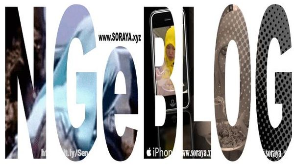 Gambar motivasi blogger soraya ngeblog