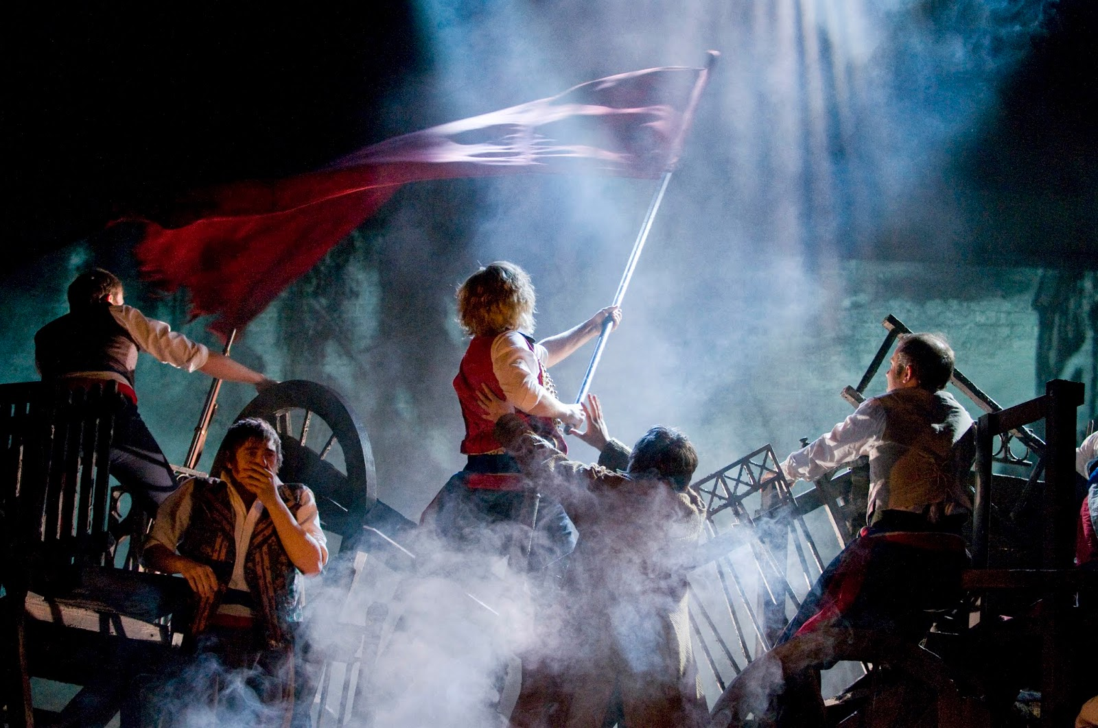 Les Mis - Newcastle Theatre Royal