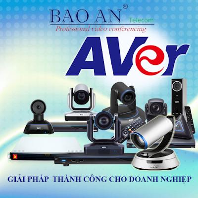 Hệ thống thiết bị hội nghị truyền hình AVer 2017