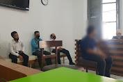 PK Bapas Dampingi ABH Perkara Pencurian