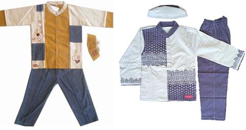 contoh baju muslim anak tanah abang